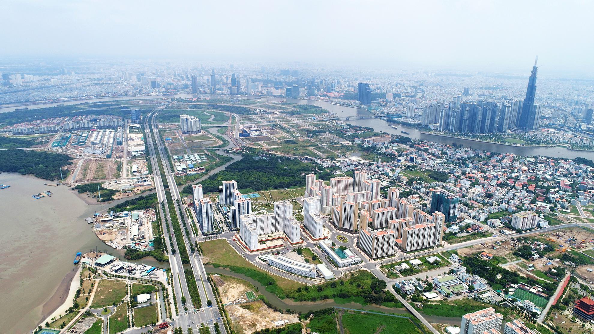 TPHCM: Thành phố phía Đông mang lại nhiều cơ hội cho thị trường nhà ở chung cư