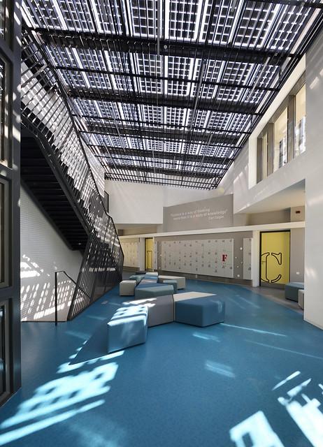 The Anna Papageorgiou STEM Center