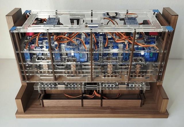 Horloge Arduino