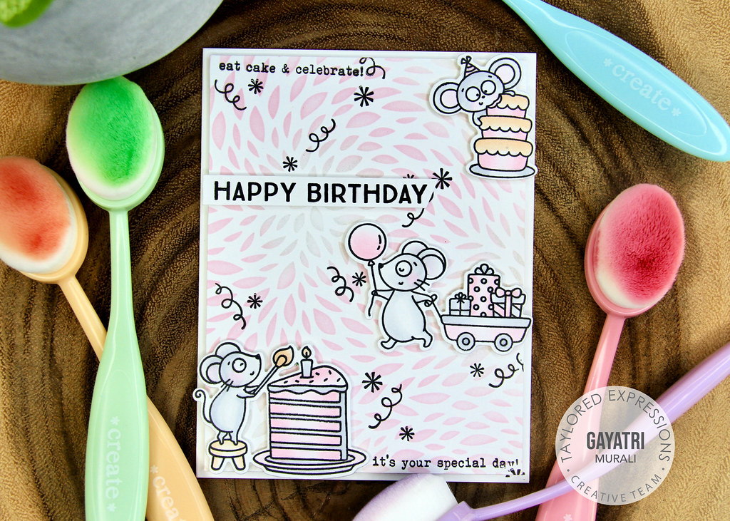Pretty Pastels card2