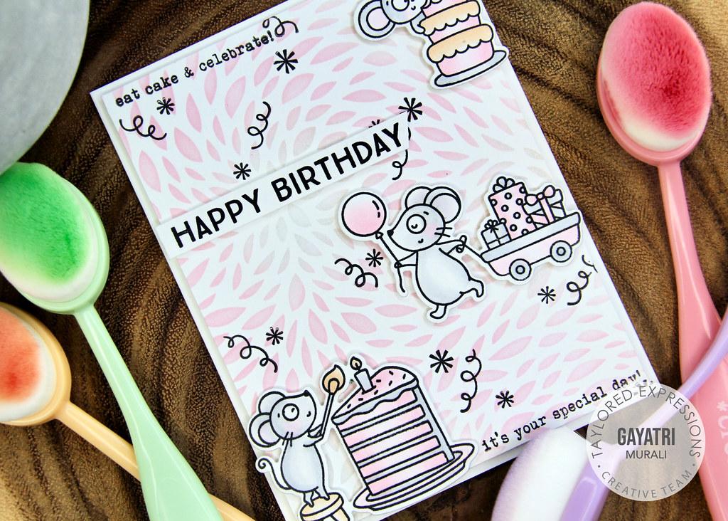 Pretty Pastels card2 closeup