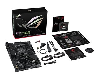 ROG MB_ROG CROSSHAIR VIII DARK -What's in the box | by flankerp