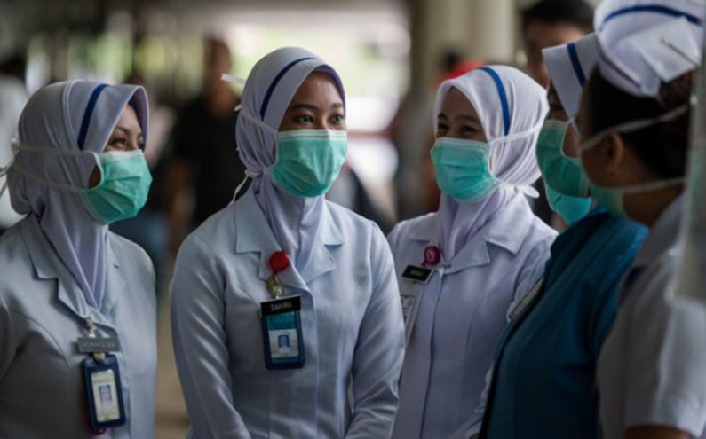 1,771 healthcare workers in Malaysia infected with COVID-19
