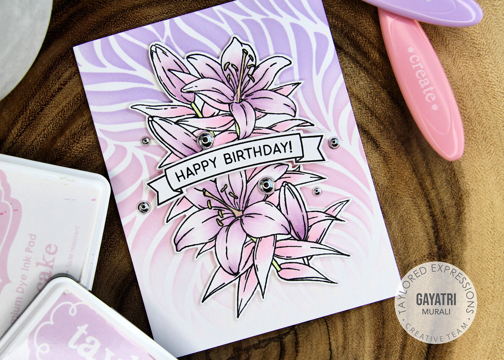 Breezy Card closeup