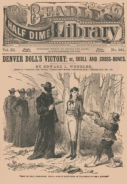 Beadle's Half Dime Library #281