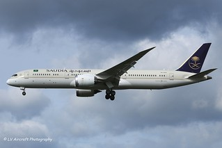 HZ-AR11_B789_Saudi Arabian Airlines