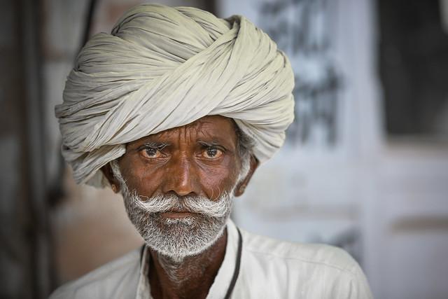 Rajasthan: portrait à Osyan.