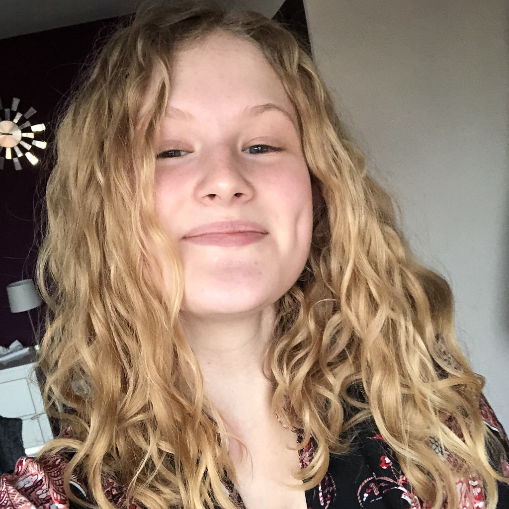 Erasmus+ student Phoebe Hanson's selfie entry to the Erasmus+ 2020 competition