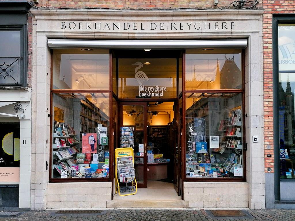 Boekhandel De Reyghere
