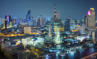 Bangkok Blue | by .::Prad Patel::.