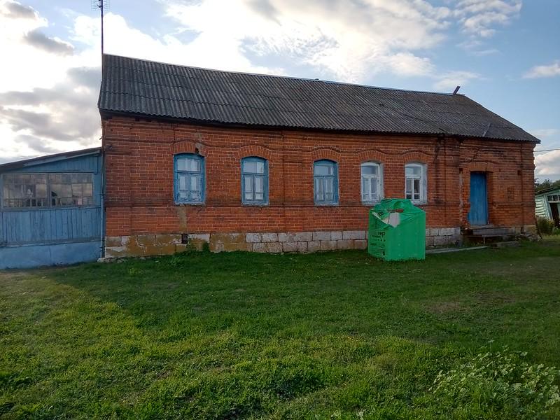 Дом Воробьёва Николая Александровича