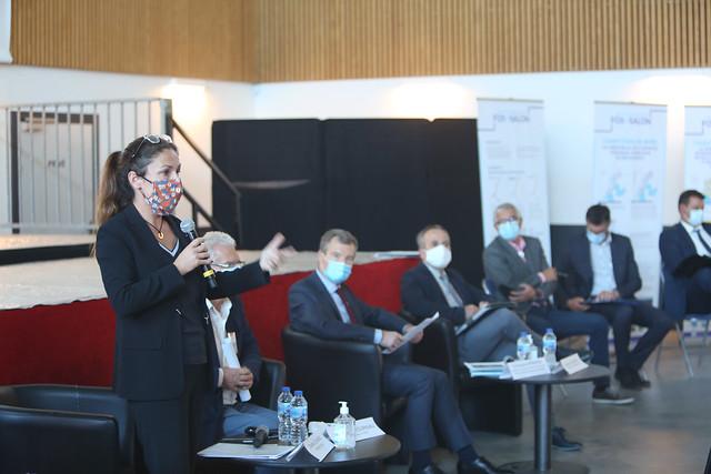Débat Fos-Salon - Première plénière du débat - Miramas - 28092020