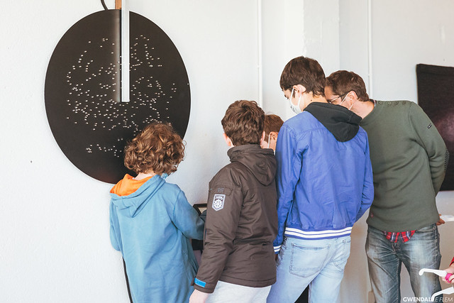 Candor Chasma, Thomas Poli - Galerie Quinconce