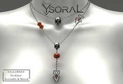 ~~ Ysoral ~~ .:Luxe Necklace Halloween :.