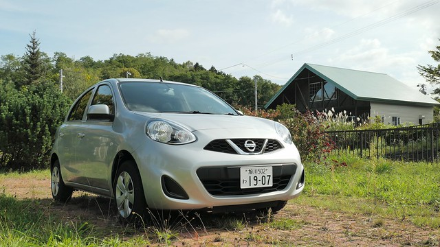 Made in Thailand - NISSAN MARCH (K13).