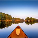 Sage Lake Mirror