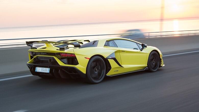 История создания Lamborghini Aventador