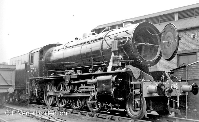 WD 77118 Brighton Works May 1st 1947
