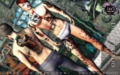 Diego tattoo for man