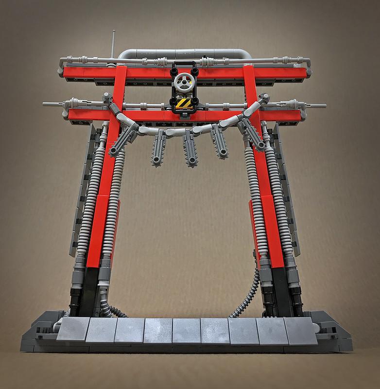 LEGO Mecha  Torii-1
