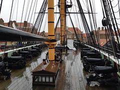 HMS Trincomalee Leda Class Sailing Frigate Hartlepool