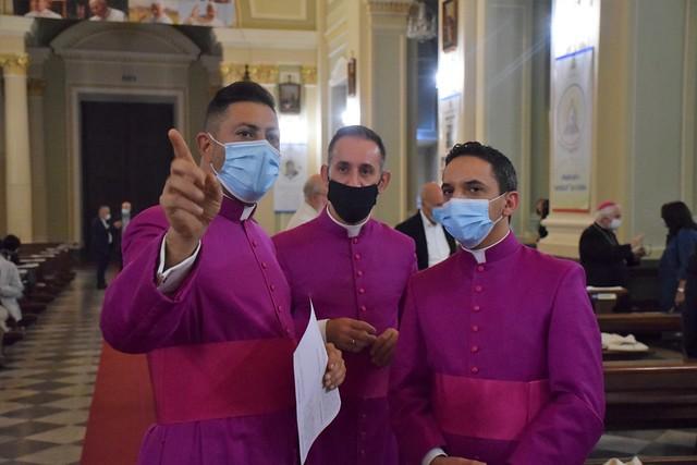 Apertura 1° Sinodo Diocesano