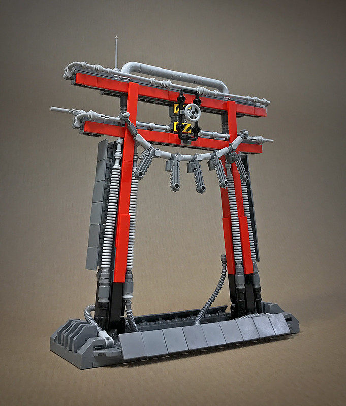 LEGO Mecha  Torii-2