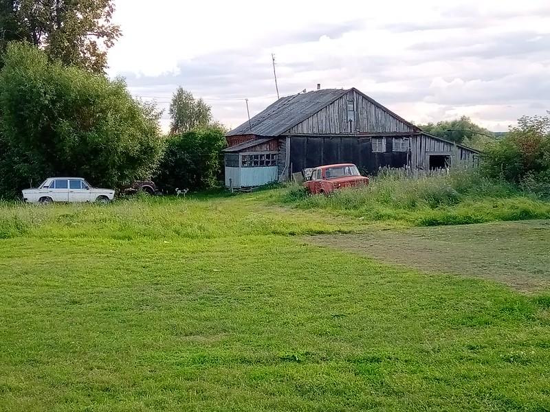 Дом Шилкина Николая