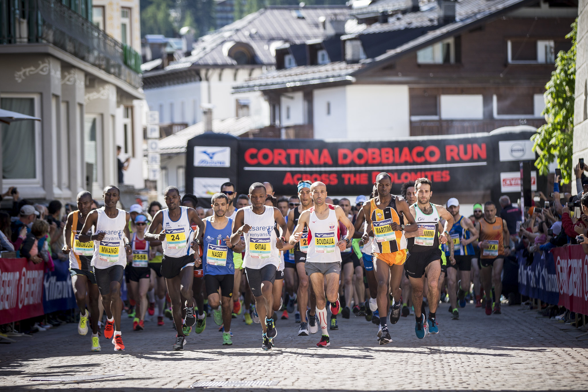 Cortina Dobbiaco Run 2019