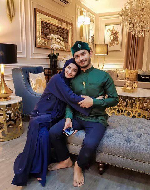 Foto Sekitar Rumah Mewah Wawa Zainal Dan Aeril Zafrel!