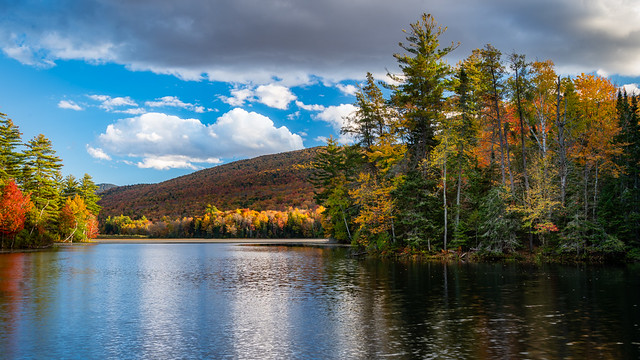 Vermont Fall 2020
