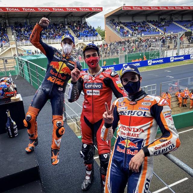 Le Mans Podium 2020