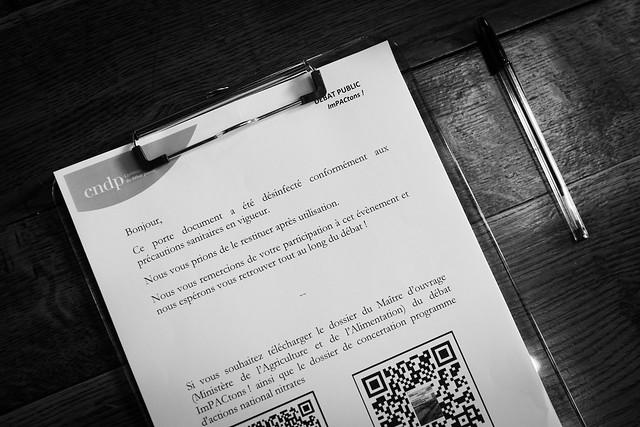 Débat imPACtons! - Réunion Bourges - 09/10/2020