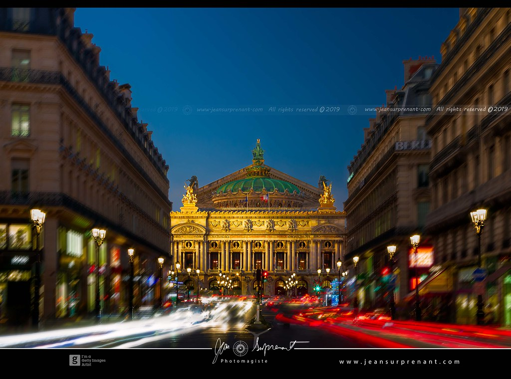 Opéra Garnier DRI