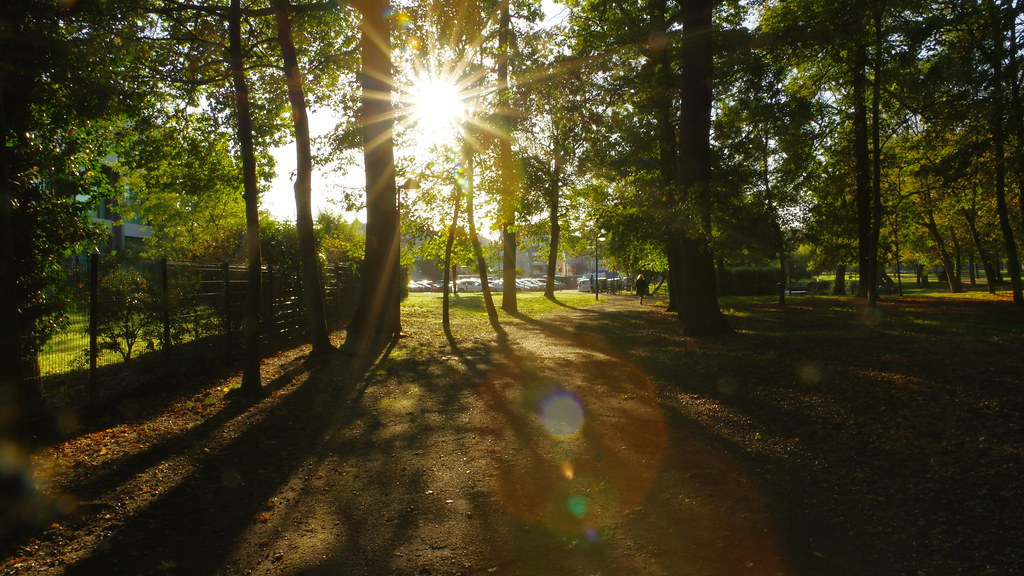 Livry-Gargan - Parc de la Mairie