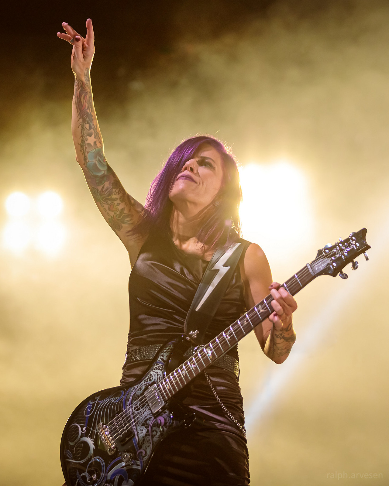 Skillet | Texas Review | Ralph Arvesen