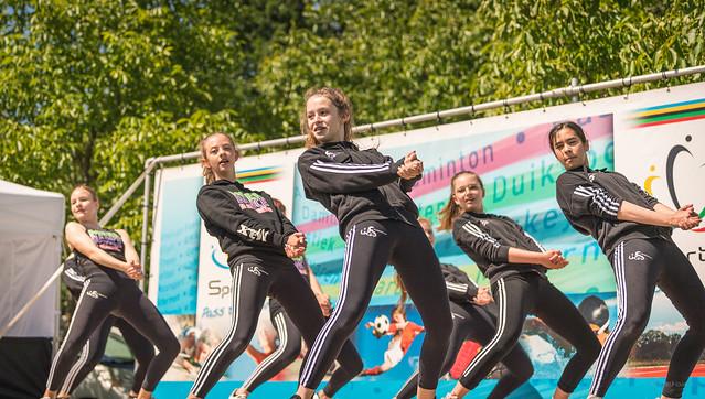 Streetdance group.