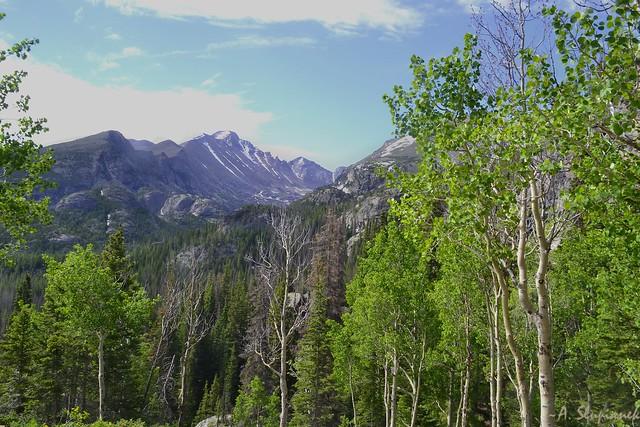 Mountain in RMNP