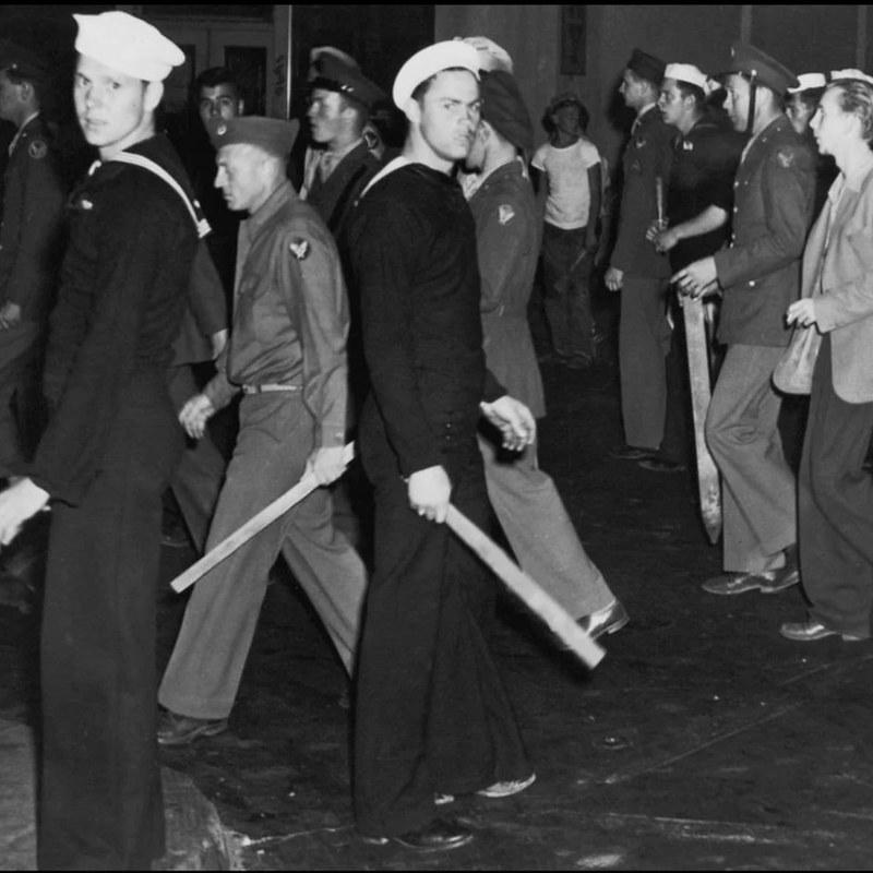 1943 Zoot Suit Riots