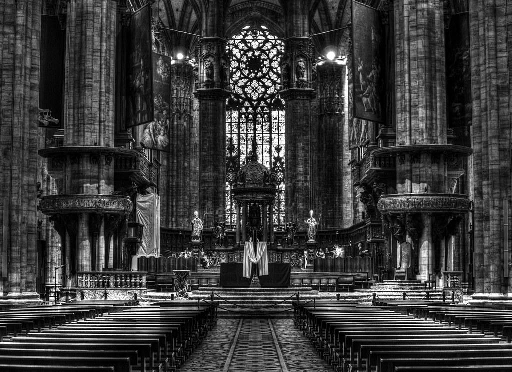 Le Duomo de Milan 50461660352_60be71435b_b