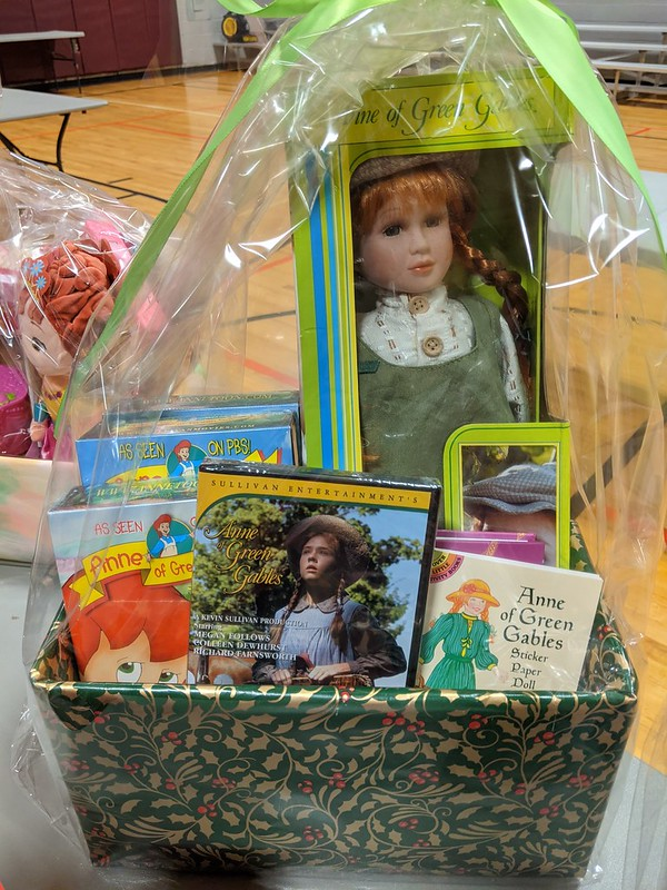 Anne of Green Gables thanks to Jackie Miller