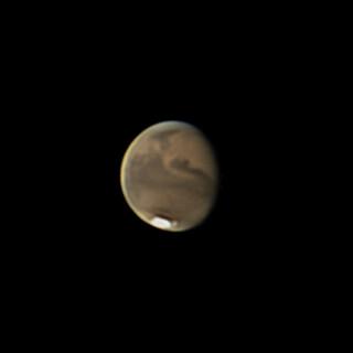 VCSE - A Mars bolygó - Kép: Fridrich János