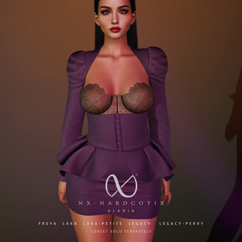 NX-Nardcotix Alania Suit for Collabor88