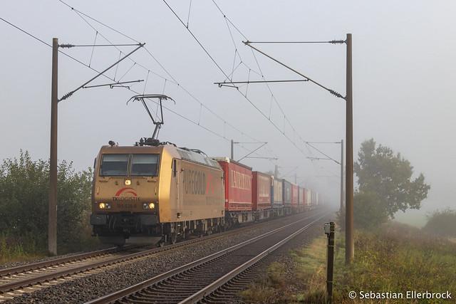 D8897 185 538 am 12.10.2020 bei Horst (Holstein)