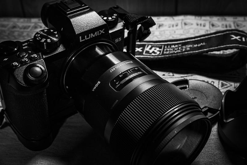 LUMIX S5 + SIGMA 35mm F1.4 DG HSM | Art