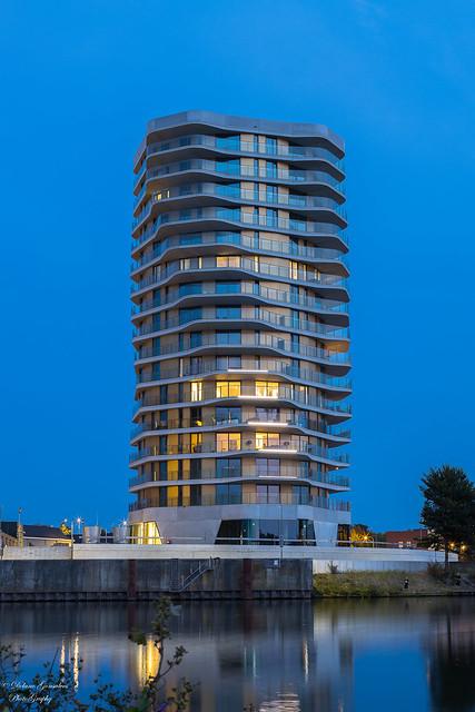 Manhattan tower, Roermond