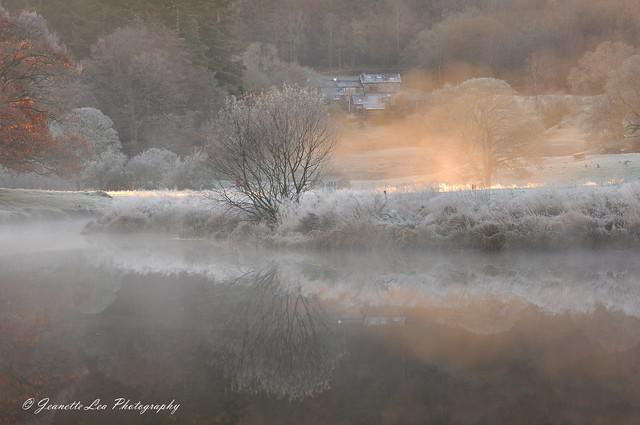 Cold Frosty Dawn