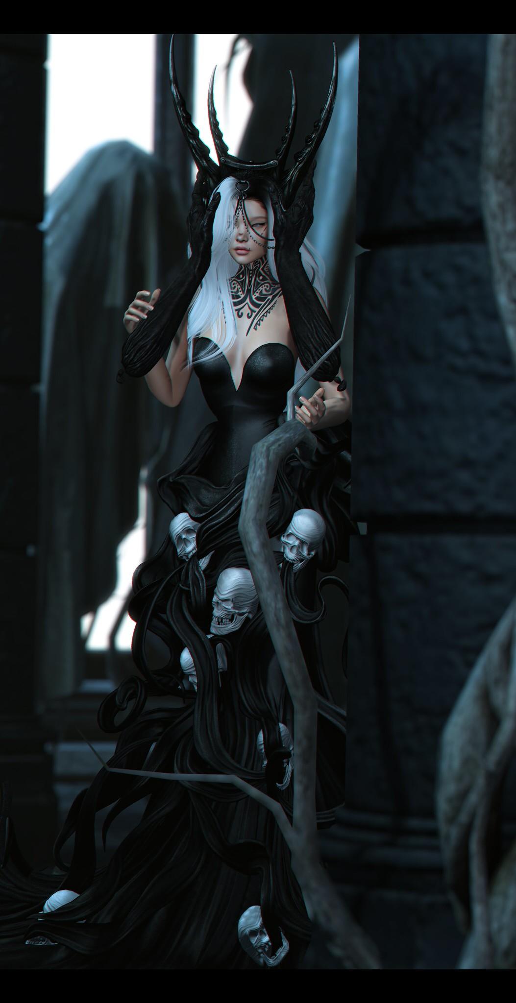 The Coronation of the Underworld