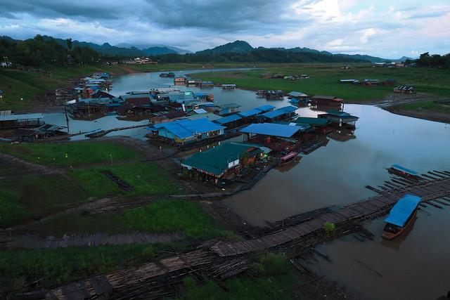 Saphan Mon Area
