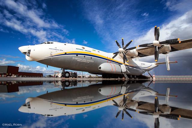 Antonov 22 Antonov Airlines UR-09307